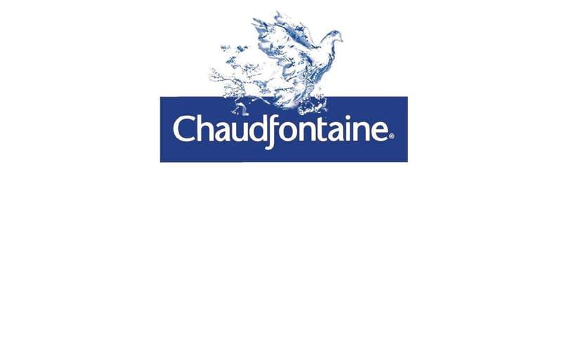 Het logo van partner Chaudfontaine