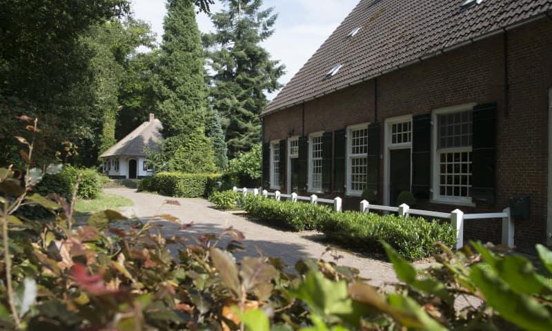 Landgoed Oude Buisse Heide vergaderen