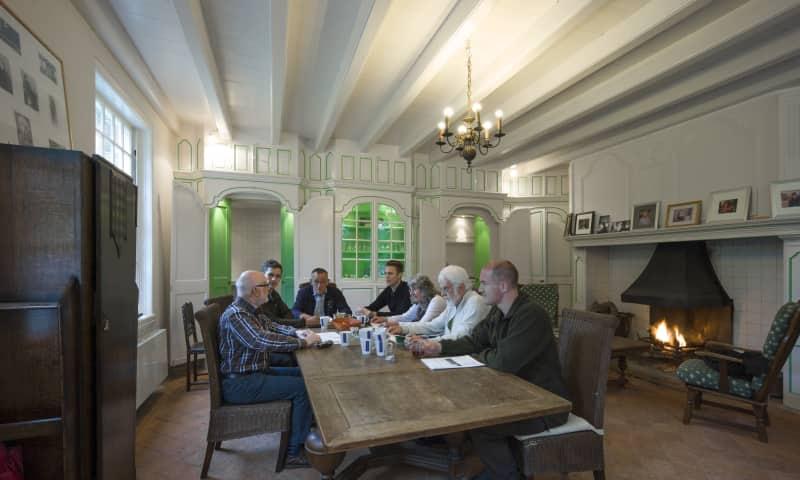 Landgoed Oude Buisse Heide Herenkamer