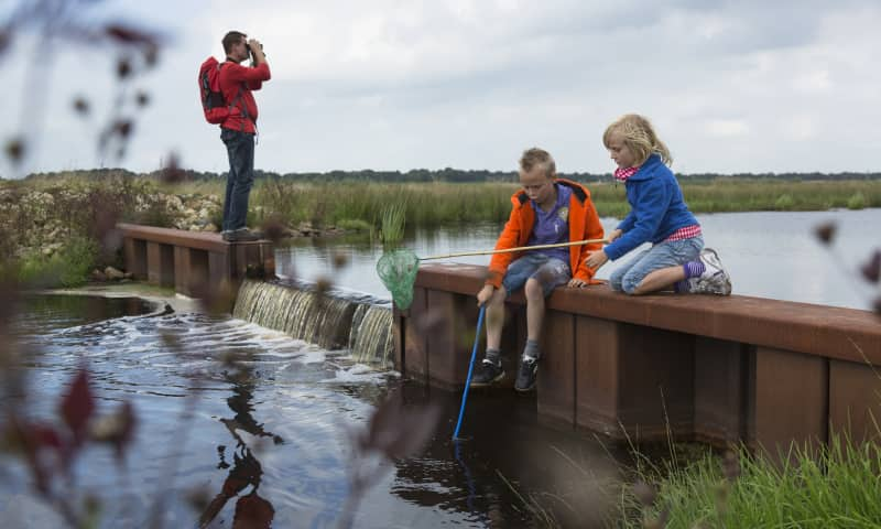 Waterberging in De Onlanden