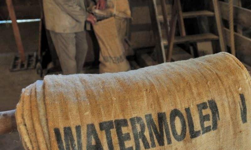 Watermolen Hackfort - Natuurmonumenten - molendagen