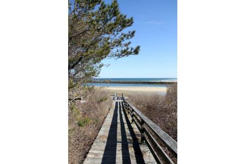 Walkway to Little Beach