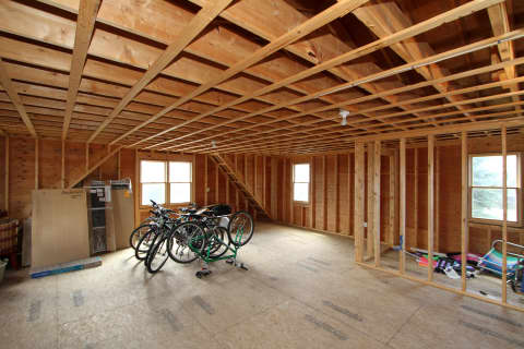 Room Above the Garage