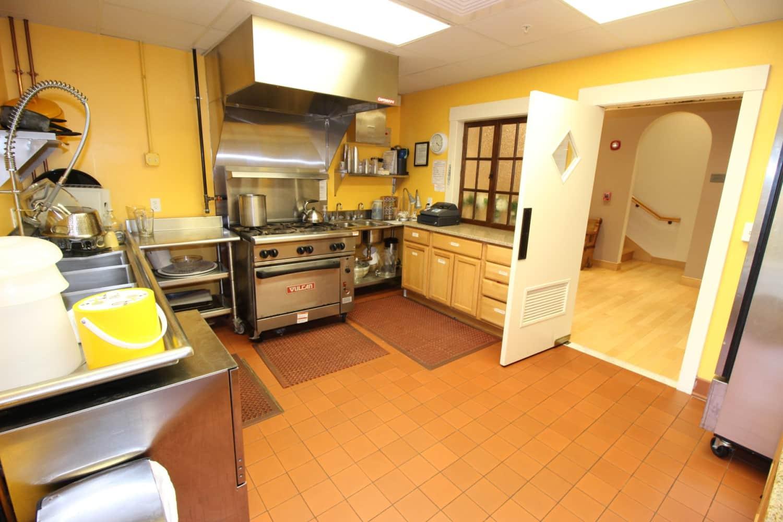 Wellfleet Preservation Hall Kitchen a