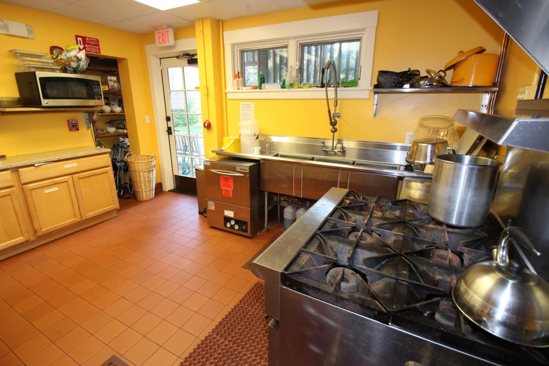 Wellfleet Preservation Hall Kitchen b