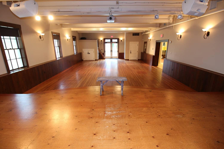 Wellfleet Preservation Hall Stage a