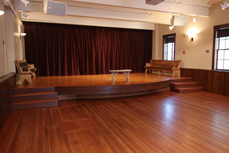 Wellfleet Preservation Hall Stage b