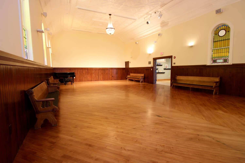 Wellfleet Preservation Hall Upper Hall a