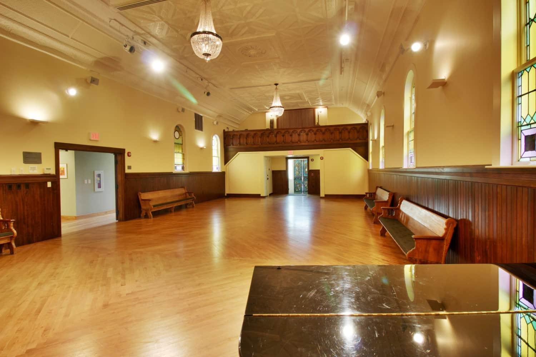 Wellfleet Preservation Hall Upper Hall c
