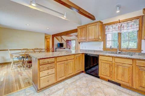 Kitchen to Dinning Room