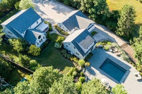 Main House, Cottage, Garage, Pool