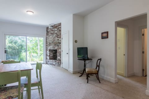In-Law Suite With Fireplace