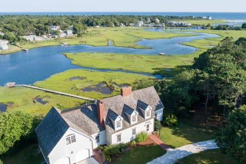 Views to Nantucket Sound