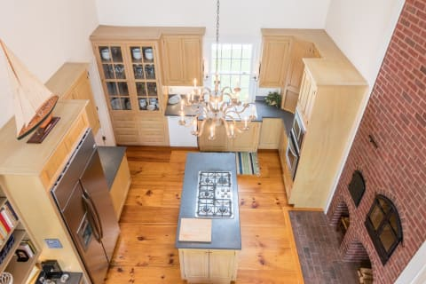 View Kitchen Catwalk