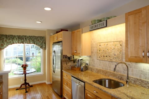 Beautifully Re-Done Kitchen