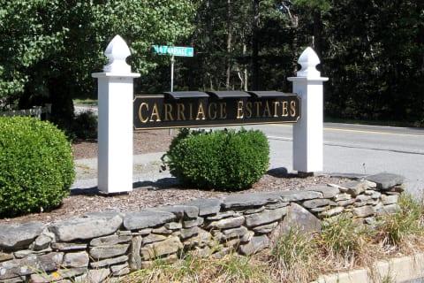 Carriage Estates Entrance