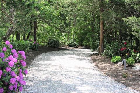 Shell Driveway