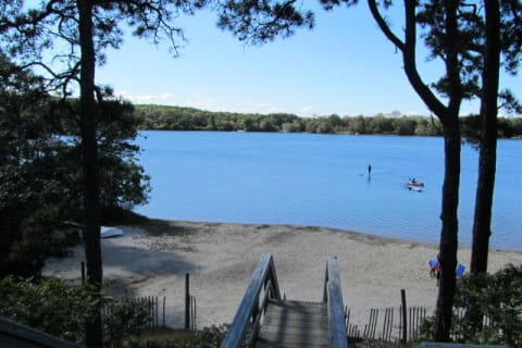 Princess Beach at Scargo Lake