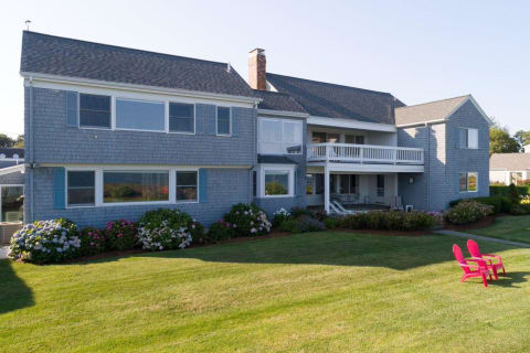 Gracious Coastal Home