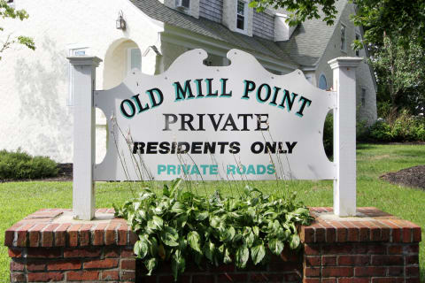 Old Mill Point