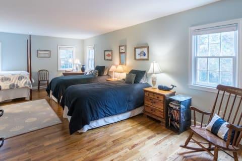 Large First Floor Bedroom