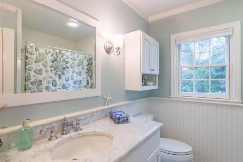 Updated First Floor Bath