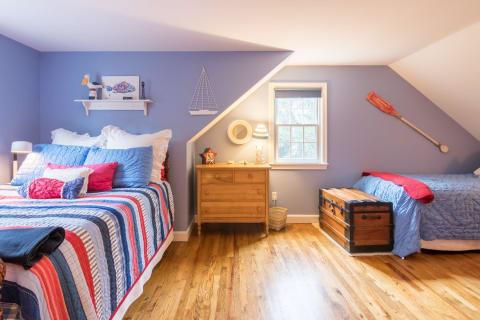 Bedroom #3 w/Hardwood Floors