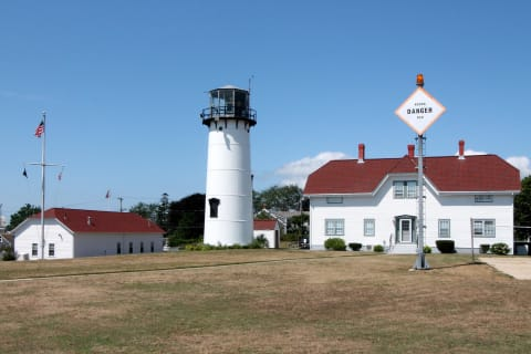 Iconic Chatham Light