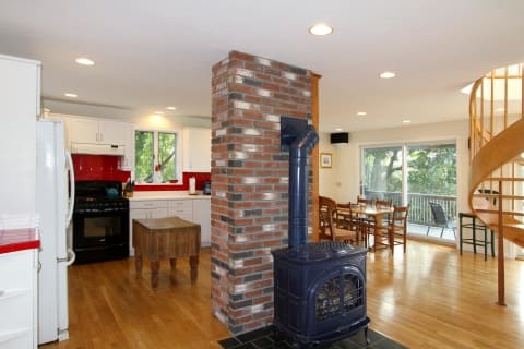Gas Fireplace to Add Even More Charm to This Home.