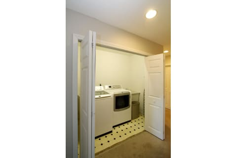 Laundry With Utility Sink
