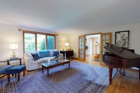 Room for the Baby Grand Piano