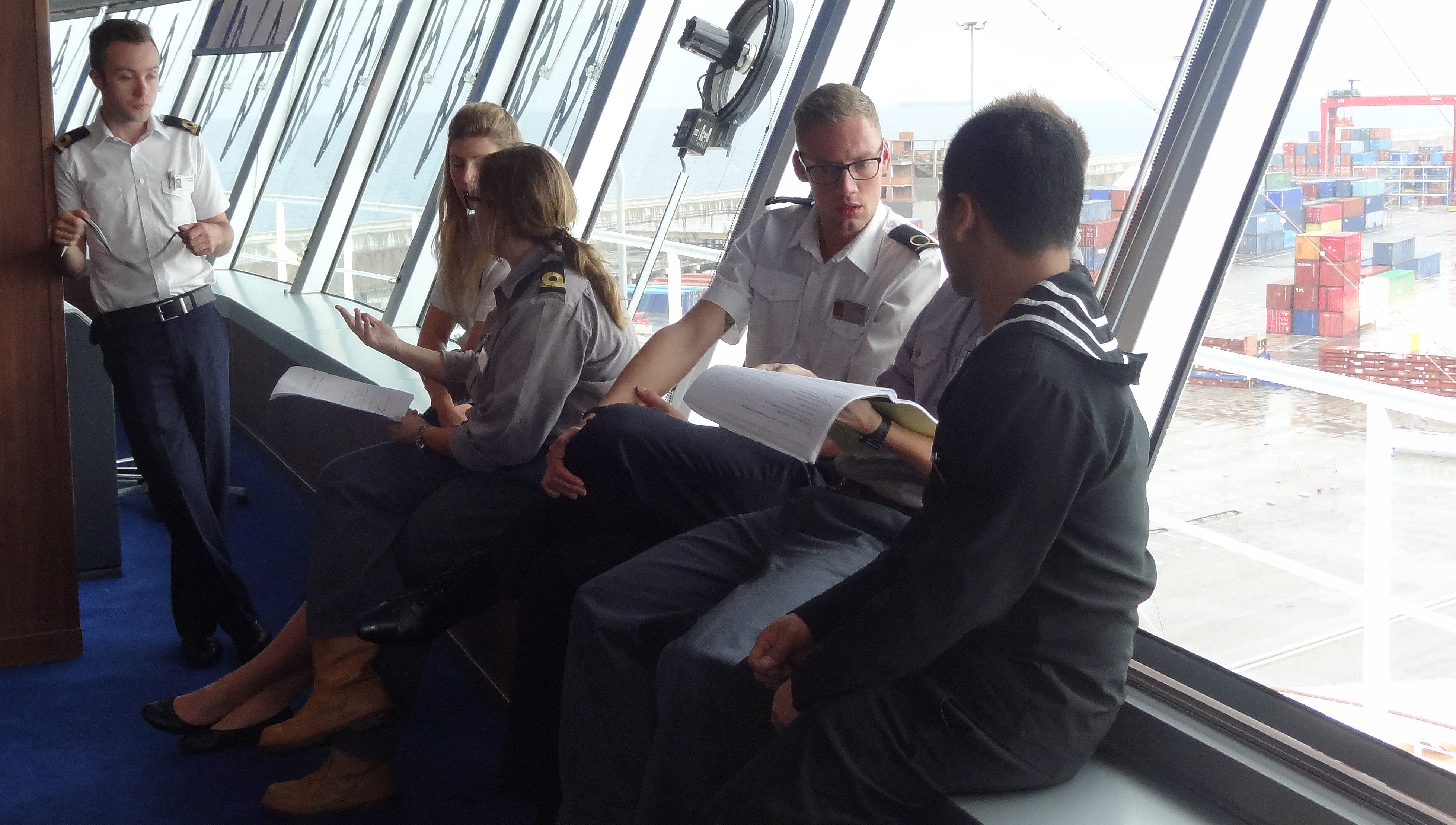 2199cad58508 Mentoring 'vital building block' in retaining seafarers for shipping ...