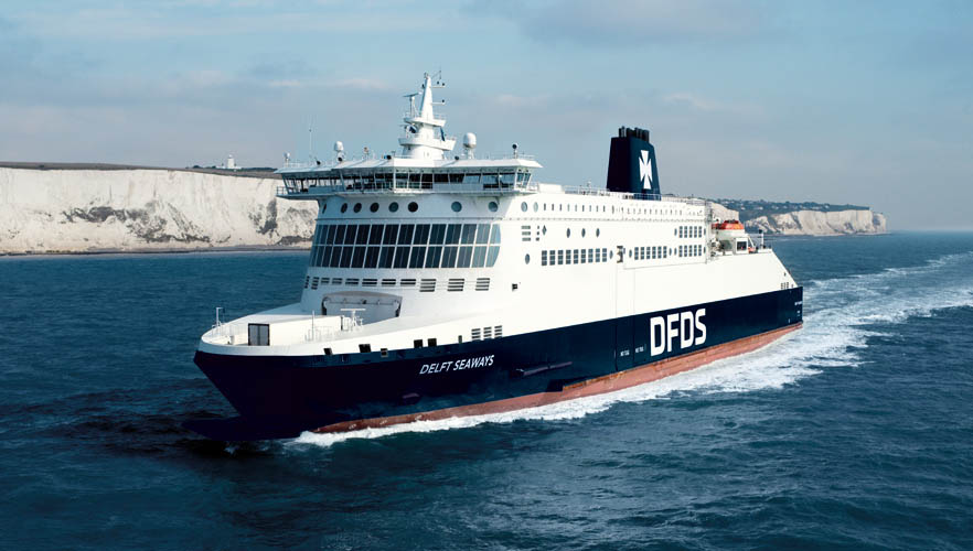 DFDS eyes strong growth in 2019