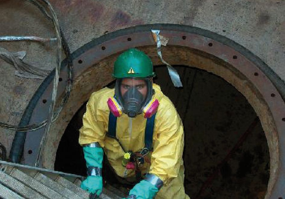 Continuing seafarer deaths in enclosed spaces a 'scandal' in