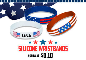 Customized Silicone Wristbands