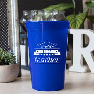 custom stadium cups custom plastic cups custom cups for events