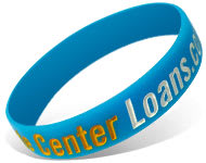 Custom Personalized Wrist Bands With a Promotional Message