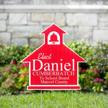 custom church yard signs