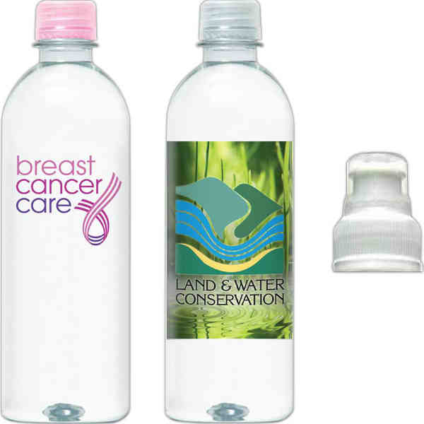Aquatek Bottled Water - 16.9 Oz