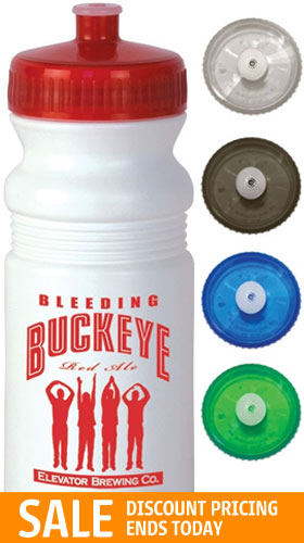 Sports Bottle - 20 Oz