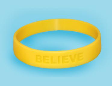 Believe Wristbands