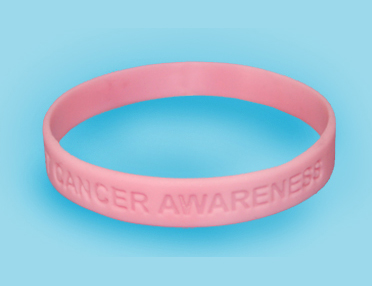 Cancer Awareness Wristbands
