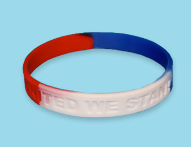 United We Stand Wristbands
