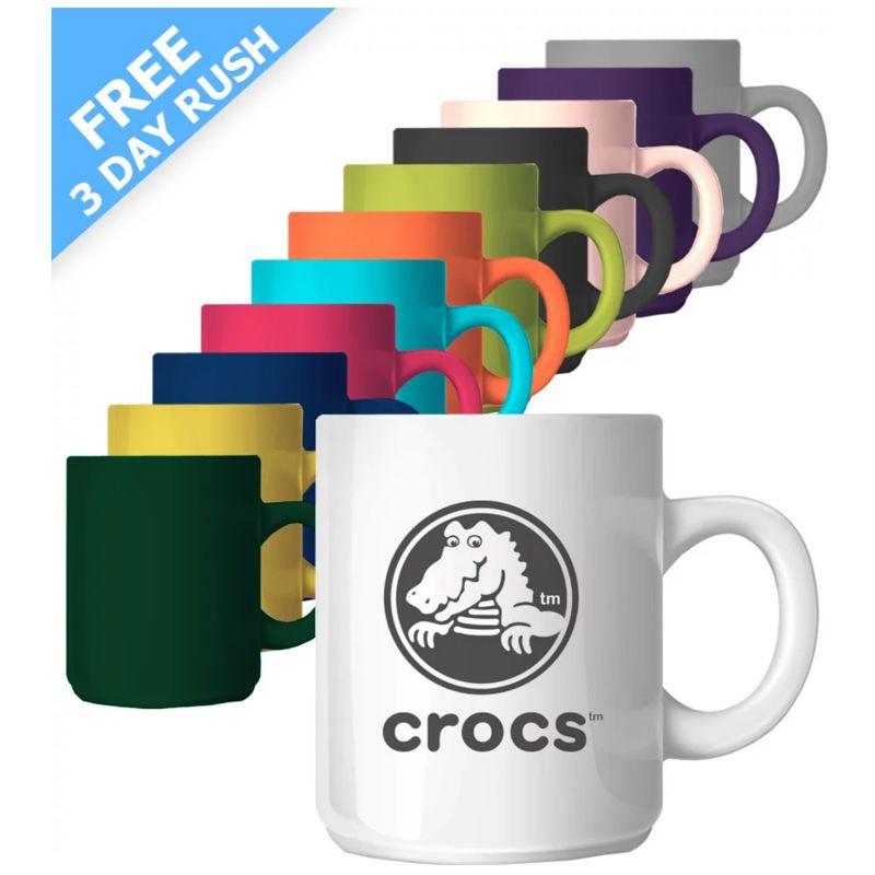 Classic C-Handle 11oz Mugs
