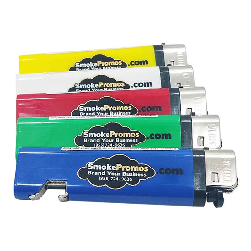 Custom Bottle Opener Lighters