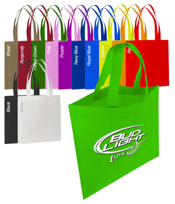 Custom Popular Non-Woven Tote Bag
