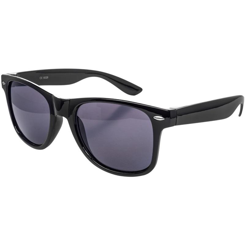 Custom Printed Black Sunglasses