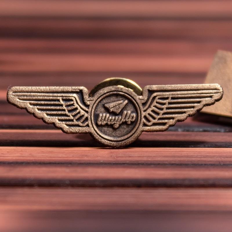 Custom Die Struck Lapel Pins