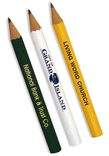 Golf Pencil Round