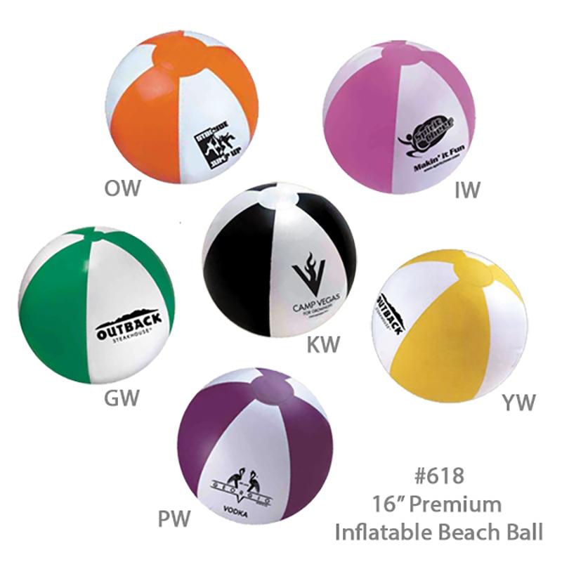 Inflatable Beach Ball 618 - 16